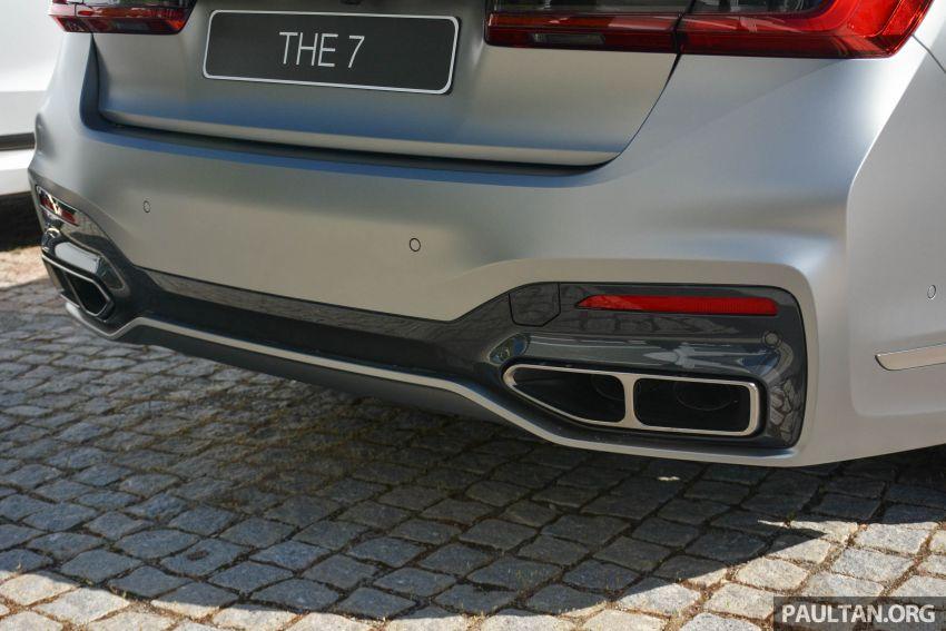 GALLERY: G12 BMW 7 Series LCI – M760Li in Portugal Image #979120