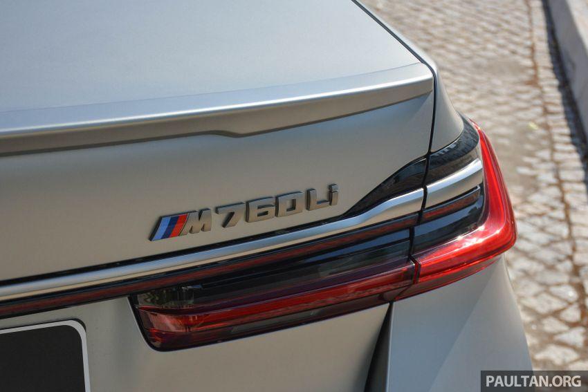 GALLERY: G12 BMW 7 Series LCI – M760Li in Portugal Image #979123