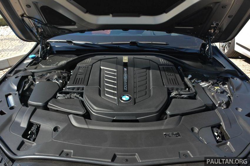 GALLERY: G12 BMW 7 Series LCI – M760Li in Portugal Image #979124
