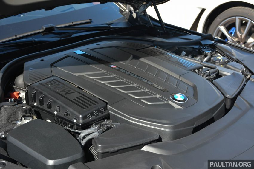 GALLERY: G12 BMW 7 Series LCI – M760Li in Portugal Image #979125