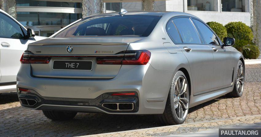 GALLERY: G12 BMW 7 Series LCI – M760Li in Portugal Image #979099