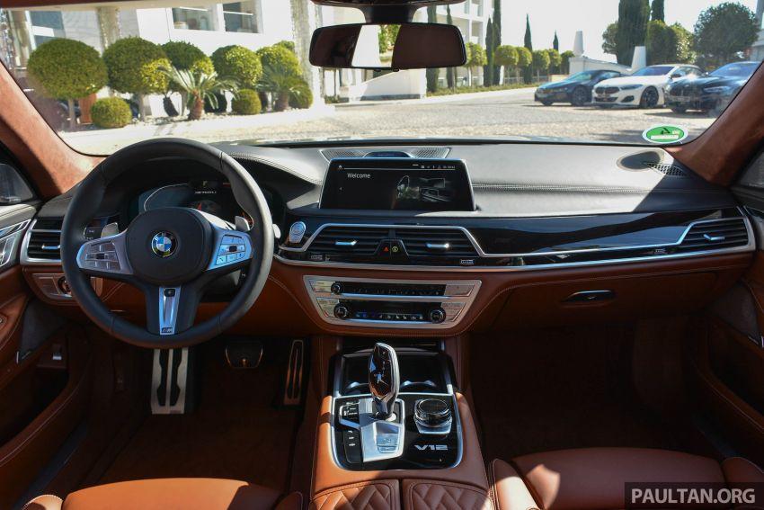 GALLERY: G12 BMW 7 Series LCI – M760Li in Portugal Image #979127