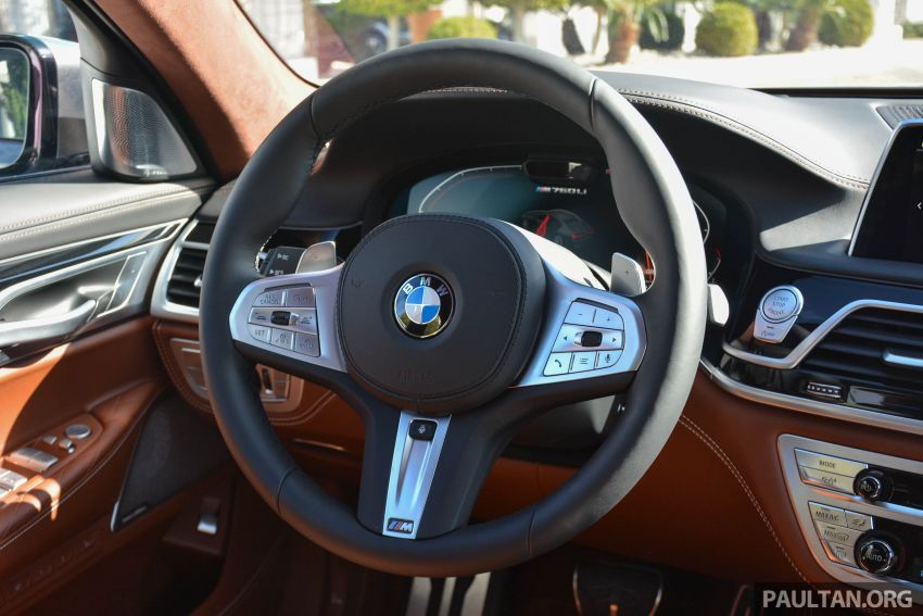 GALLERY: G12 BMW 7 Series LCI – M760Li in Portugal Image #979128