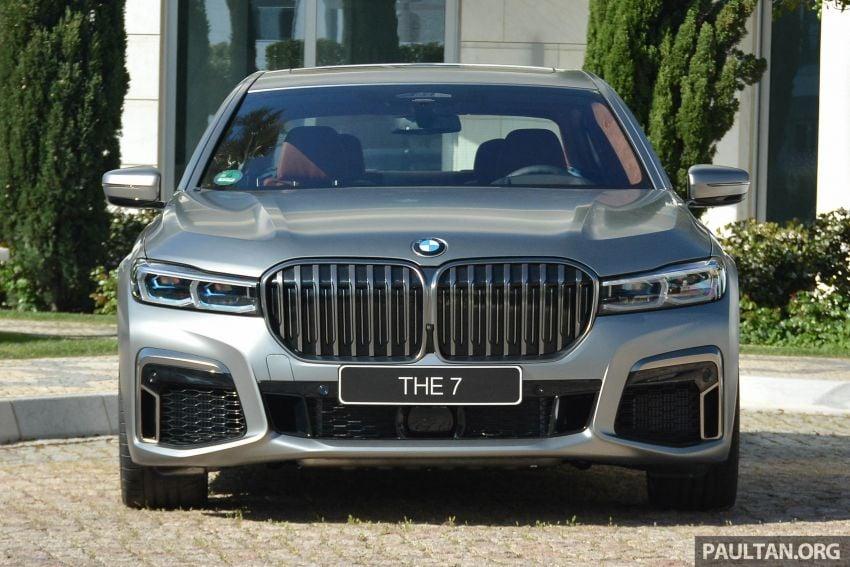 GALLERY: G12 BMW 7 Series LCI – M760Li in Portugal Image #979100