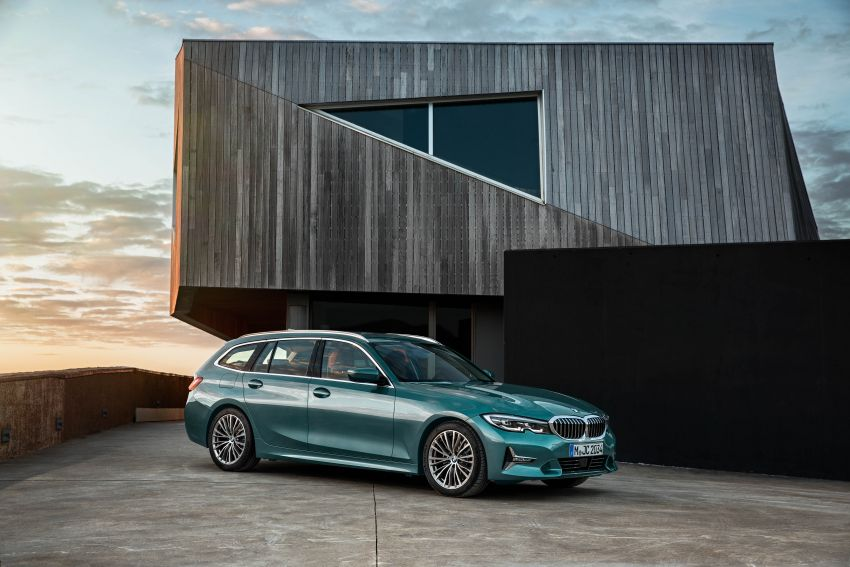 G21 BMW 3 Series Touring debuts – better practicality Image #970522