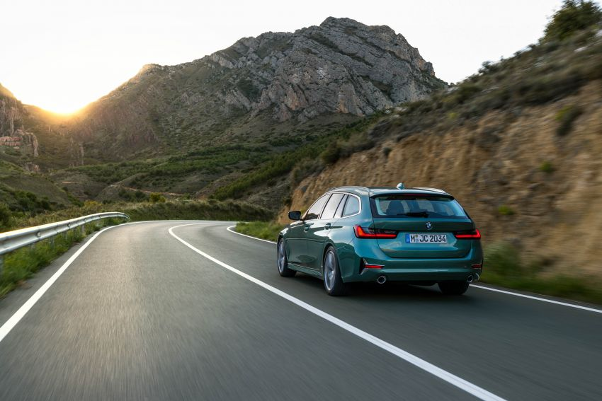G21 BMW 3 Series Touring debuts – better practicality Image #970531