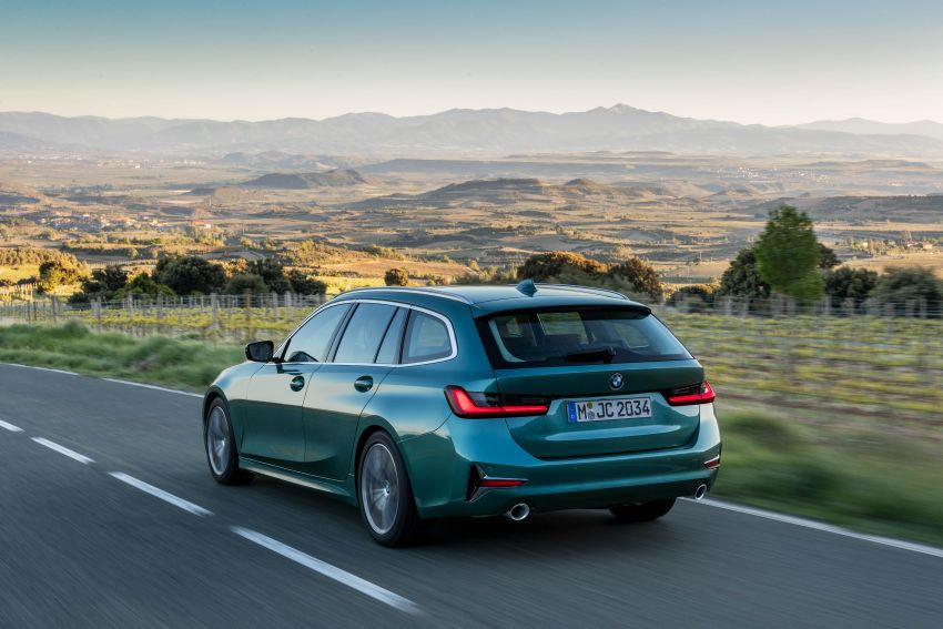 G21 BMW 3 Series Touring debuts – better practicality Image #970532