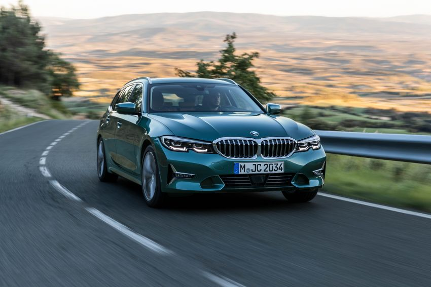 G21 BMW 3 Series Touring debuts – better practicality Image #970534