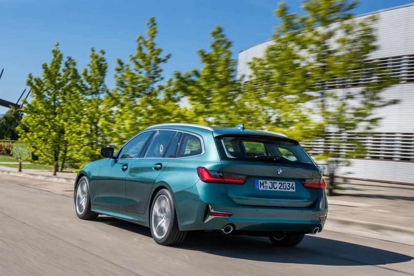 G21 BMW 3 Series Touring debuts – better practicality Image #970535
