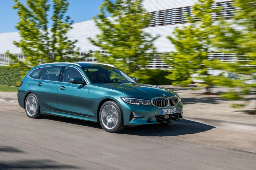 G21 BMW 3 Series Touring debuts – better practicality Image #970536