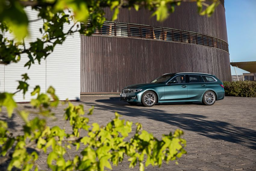 G21 BMW 3 Series Touring debuts – better practicality Image #970537