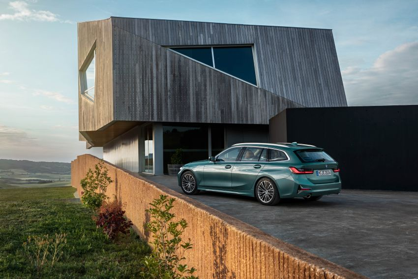 G21 BMW 3 Series Touring debuts – better practicality Image #970539