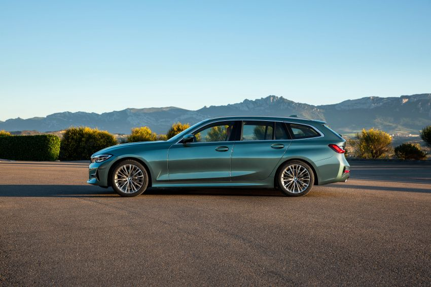 G21 BMW 3 Series Touring debuts – better practicality Image #970542
