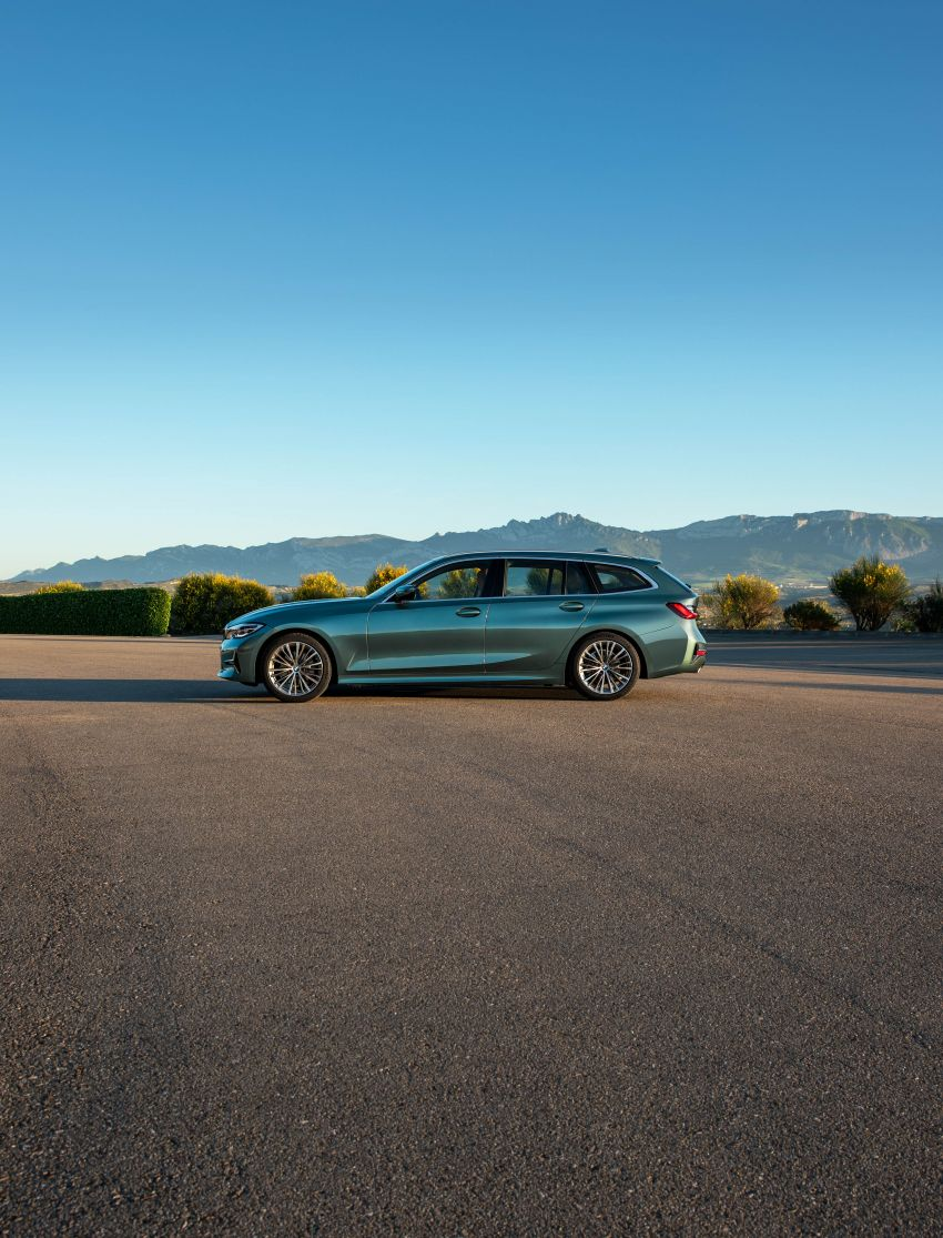G21 BMW 3 Series Touring debuts – better practicality Image #970543