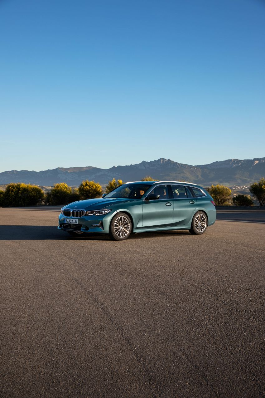 G21 BMW 3 Series Touring debuts – better practicality Image #970544