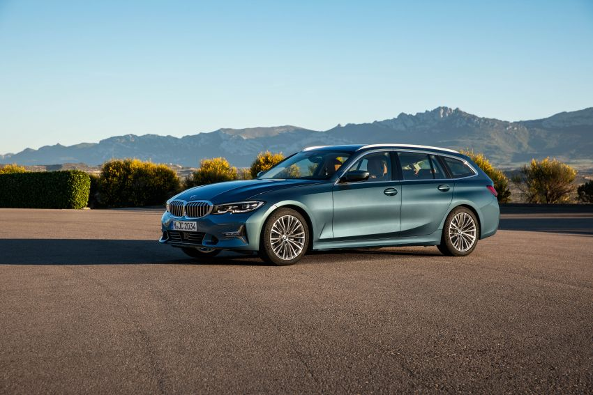 G21 BMW 3 Series Touring debuts – better practicality Image #970545