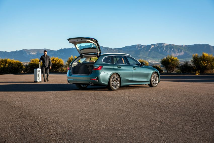 G21 BMW 3 Series Touring debuts – better practicality Image #970548