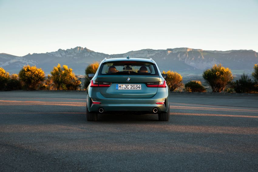 G21 BMW 3 Series Touring debuts – better practicality Image #970550