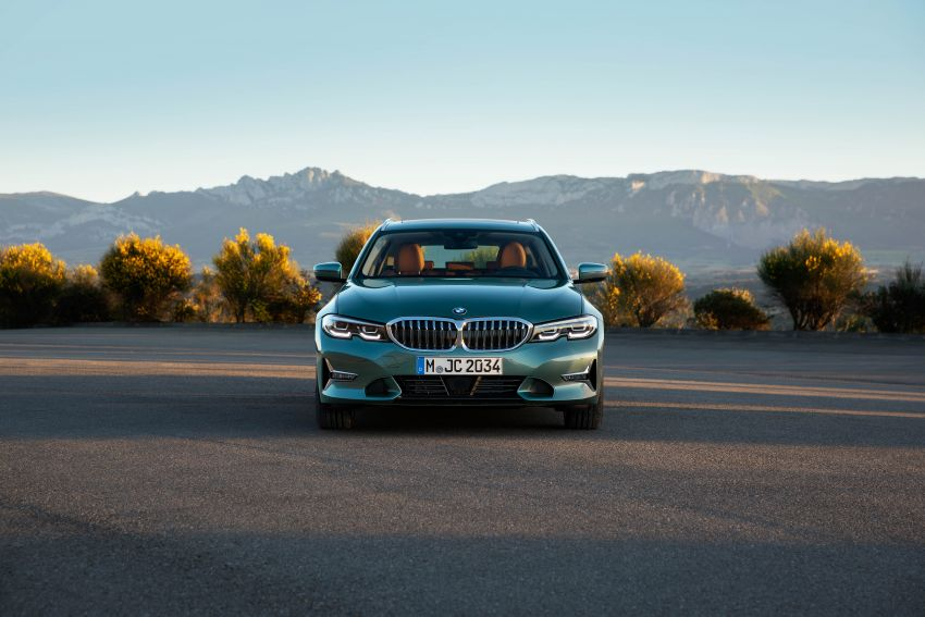G21 BMW 3 Series Touring debuts – better practicality Image #970551