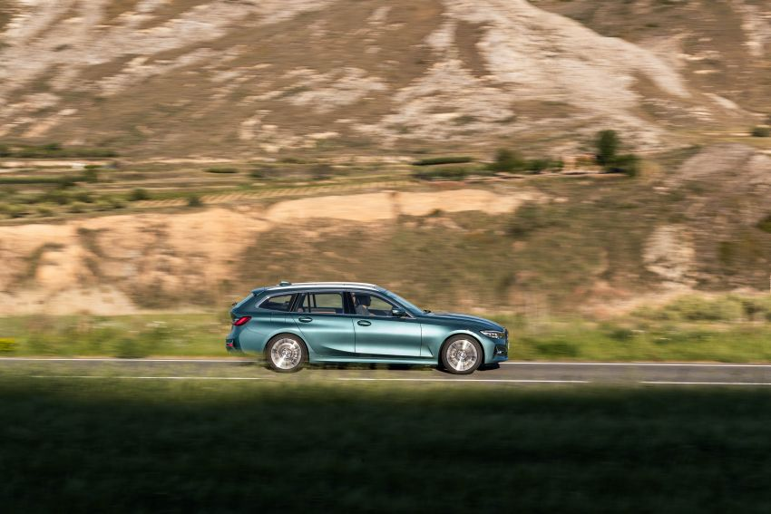 G21 BMW 3 Series Touring debuts – better practicality Image #970552