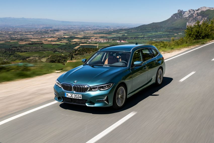 G21 BMW 3 Series Touring debuts – better practicality Image #970554