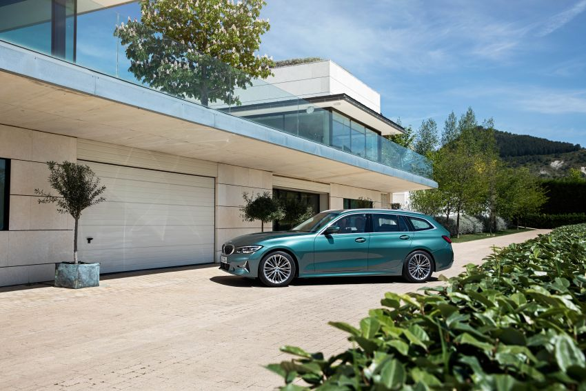 G21 BMW 3 Series Touring debuts – better practicality Image #970557