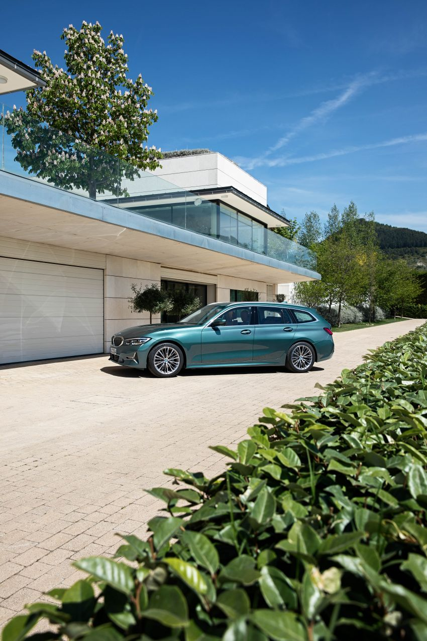 G21 BMW 3 Series Touring debuts – better practicality Image #970558