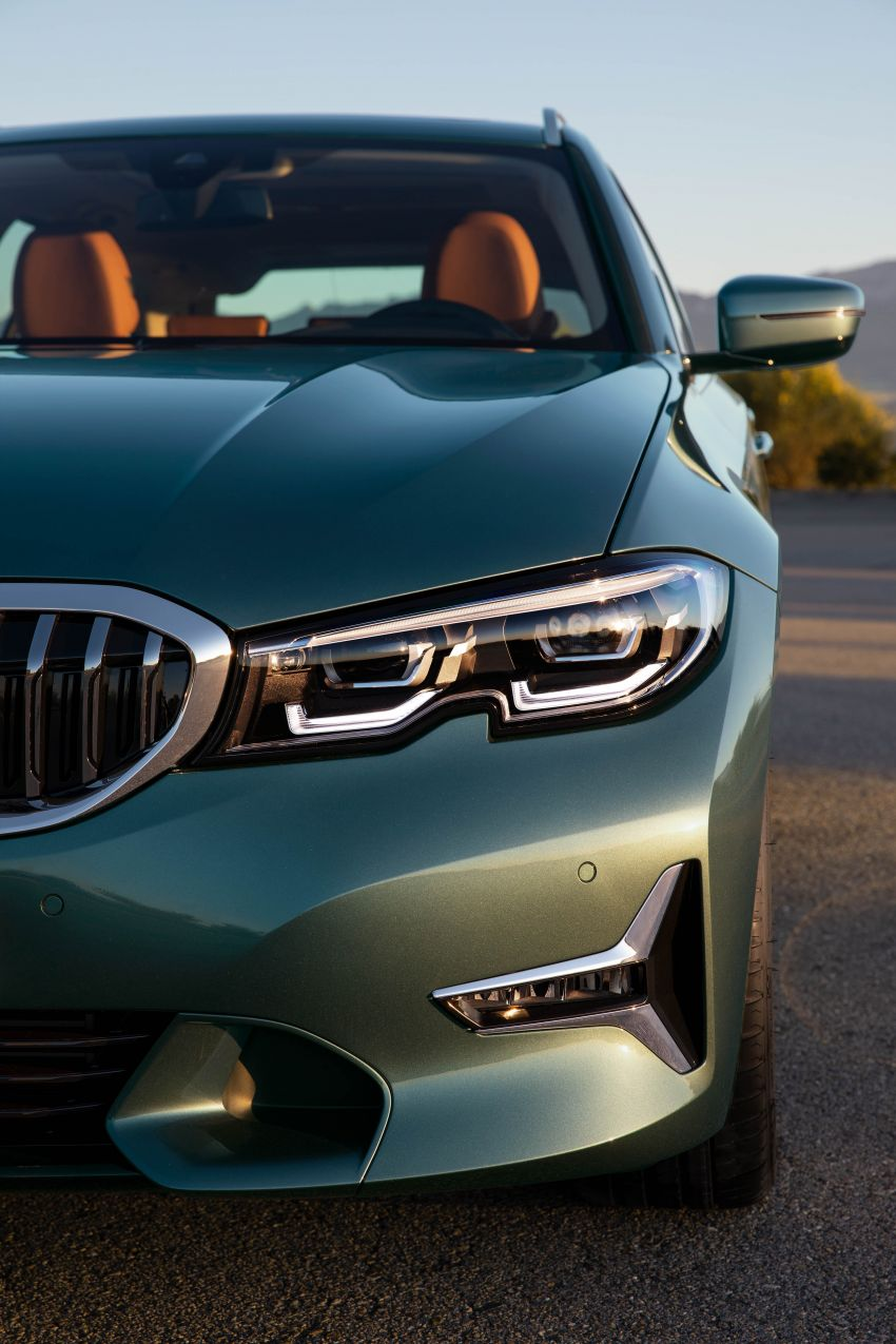 G21 BMW 3 Series Touring debuts – better practicality Image #970559
