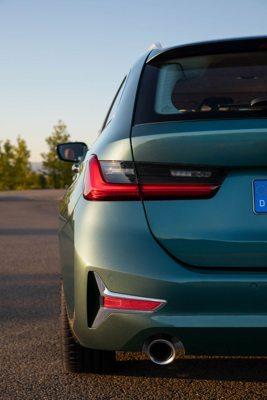 G21 BMW 3 Series Touring debuts – better practicality Image #970560