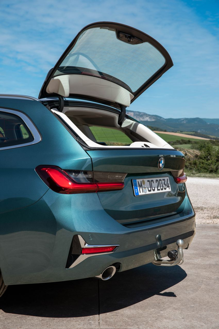 G21 BMW 3 Series Touring debuts – better practicality Image #970561