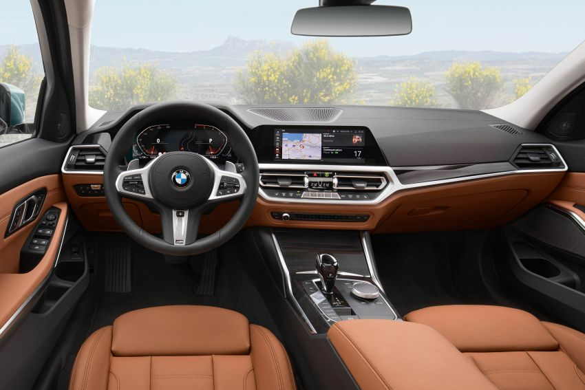 G21 BMW 3 Series Touring debuts – better practicality Image #970562