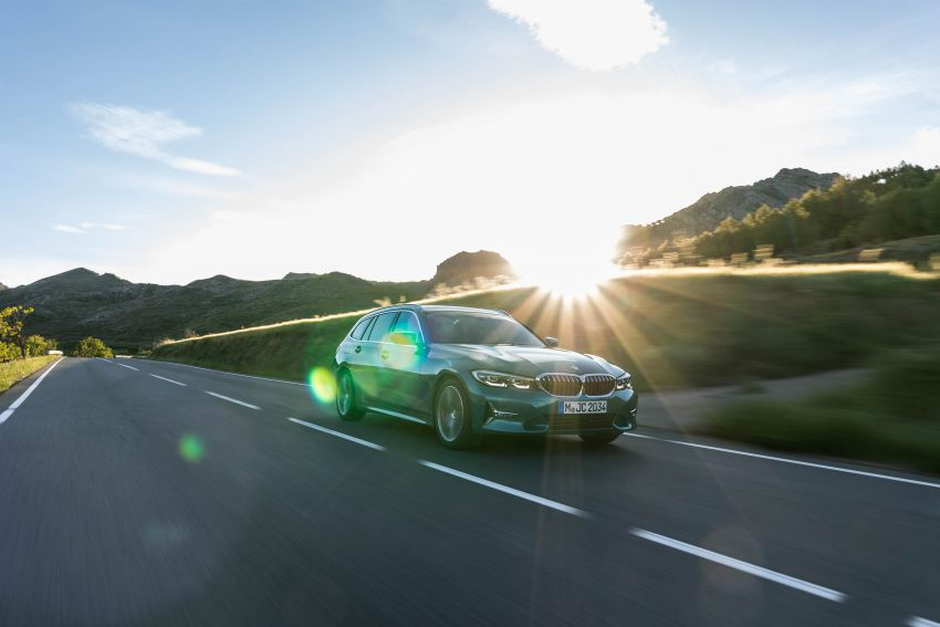 G21 BMW 3 Series Touring debuts – better practicality Image #970530