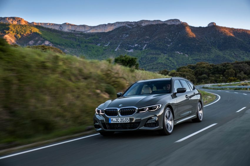 G21 BMW 3 Series Touring debuts – better practicality Image #970465