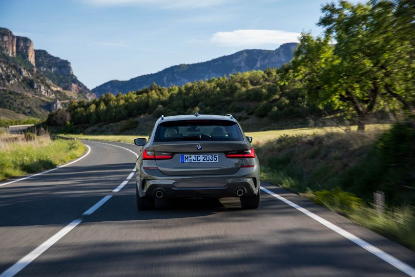 G21 BMW 3 Series Touring debuts – better practicality Image #970476