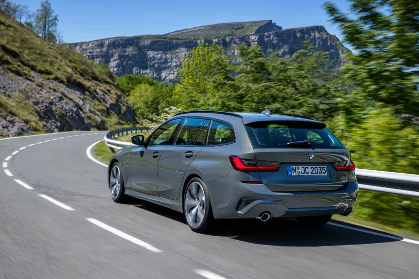 G21 BMW 3 Series Touring debuts – better practicality Image #970477