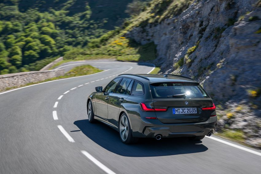G21 BMW 3 Series Touring debuts – better practicality Image #970478