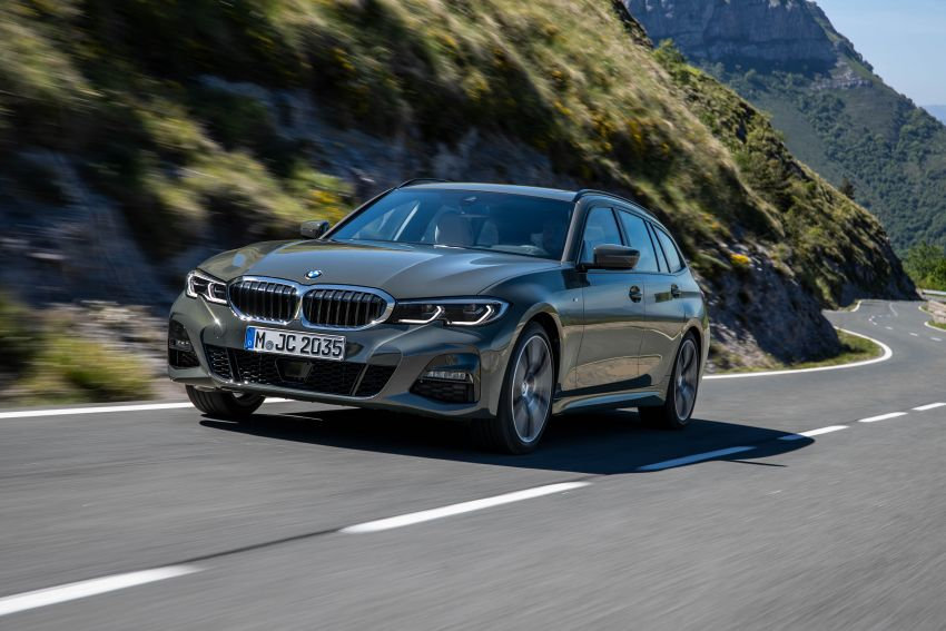 G21 BMW 3 Series Touring debuts – better practicality Image #970479
