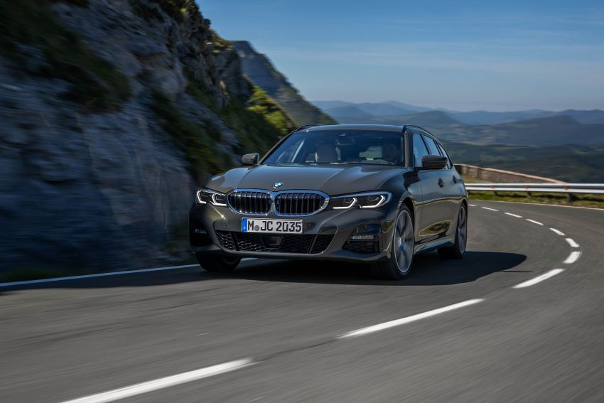 G21 BMW 3 Series Touring debuts – better practicality Image #970480