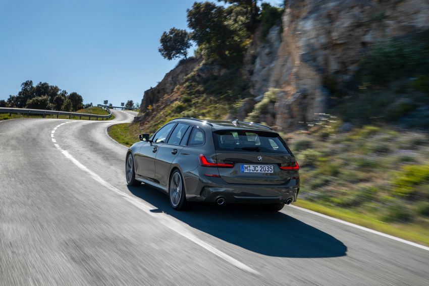 G21 BMW 3 Series Touring debuts – better practicality Image #970483