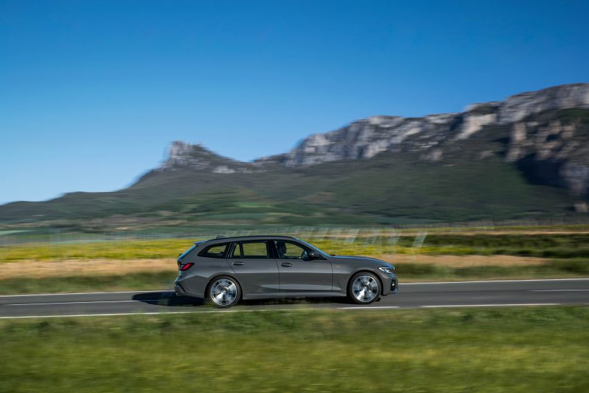 G21 BMW 3 Series Touring debuts – better practicality Image #970484