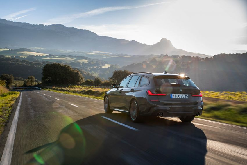 G21 BMW 3 Series Touring debuts – better practicality Image #970466