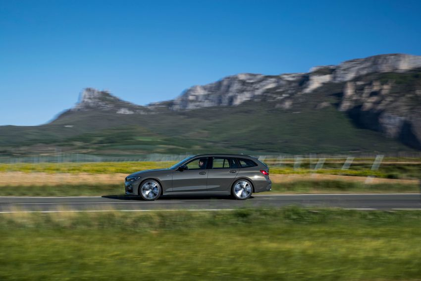 G21 BMW 3 Series Touring debuts – better practicality Image #970485
