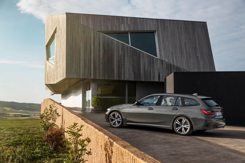 G21 BMW 3 Series Touring debuts – better practicality Image #970486