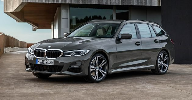 G21 Bmw 3 Series Touring Debuts Better Practicality