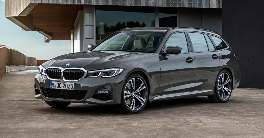 G21 BMW 3 Series Touring debuts – better practicality Image #970487