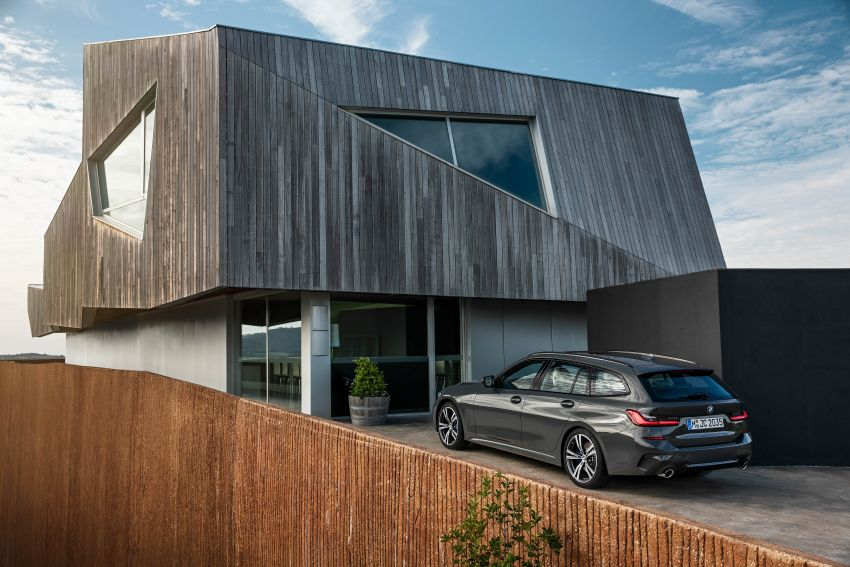 G21 BMW 3 Series Touring debuts – better practicality Image #970488