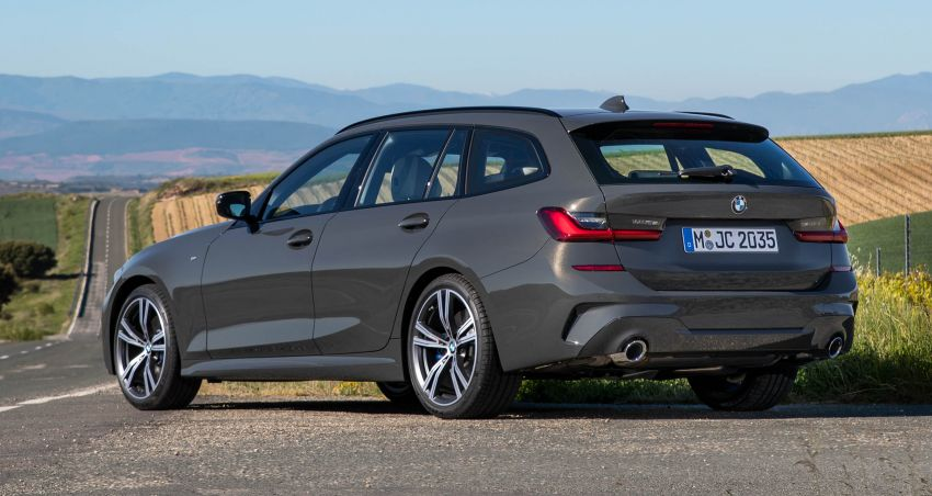 G21 BMW 3 Series Touring debuts – better practicality Image #970489