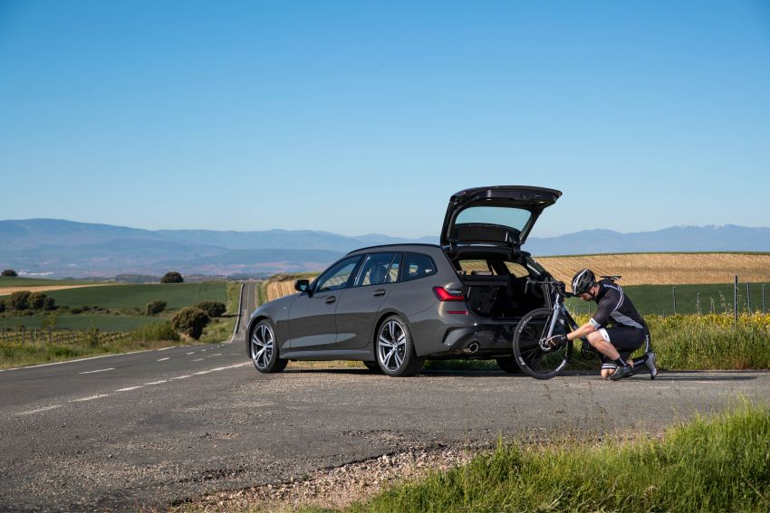 G21 BMW 3 Series Touring debuts – better practicality Image #970490