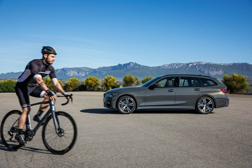 G21 BMW 3 Series Touring debuts – better practicality Image #970493