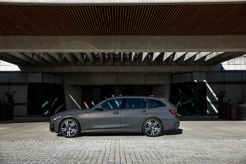 G21 BMW 3 Series Touring debuts – better practicality Image #970495